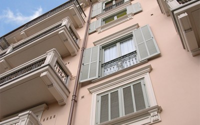 Restauro Architettonico Recupero e restauro conservativo di facciate storiche.